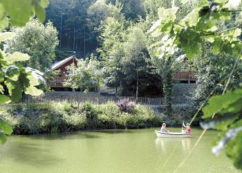 Bulworthy Forest Lodges