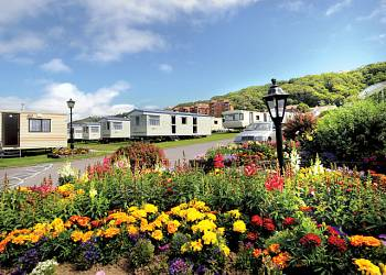 Beachside Holiday Park, Westward Ho!,Devon,England