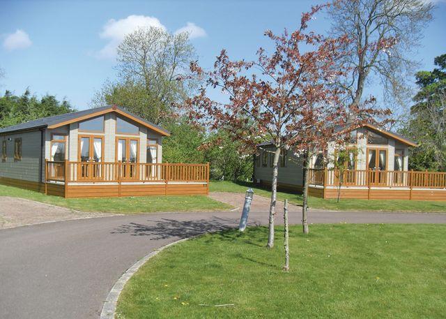 Ranksborough Hall Lodges