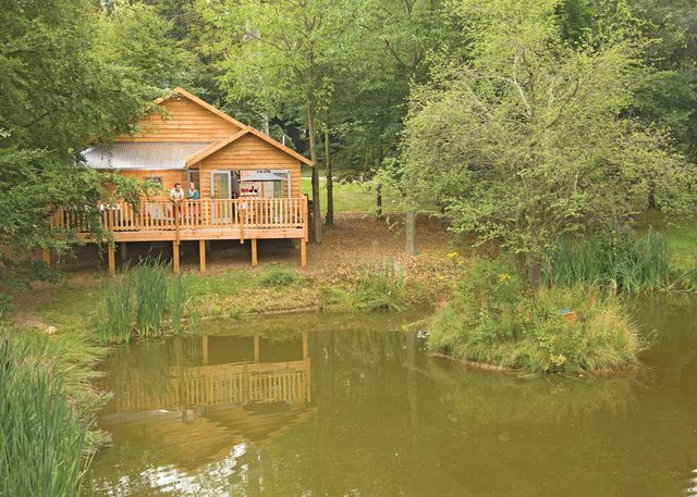 Henlle Hall Woodland Lodges