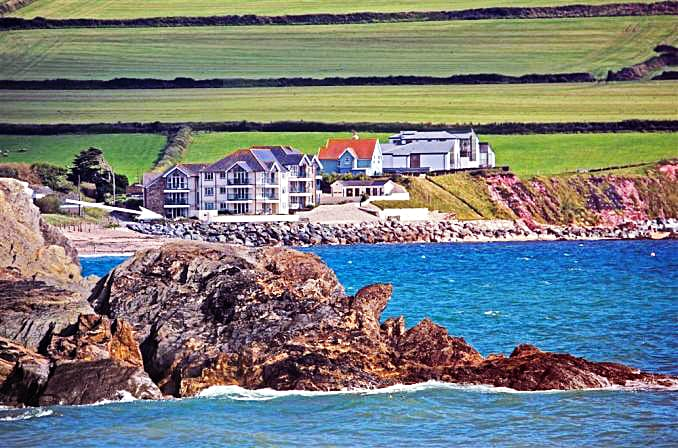 More information about 8 Thurlestone Rock - ideal for a family holiday