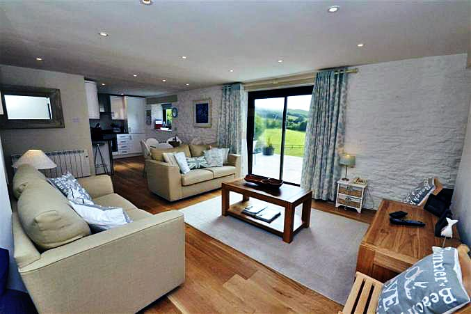 More information about Court Barton Cottage No. 7 - ideal for a family holiday