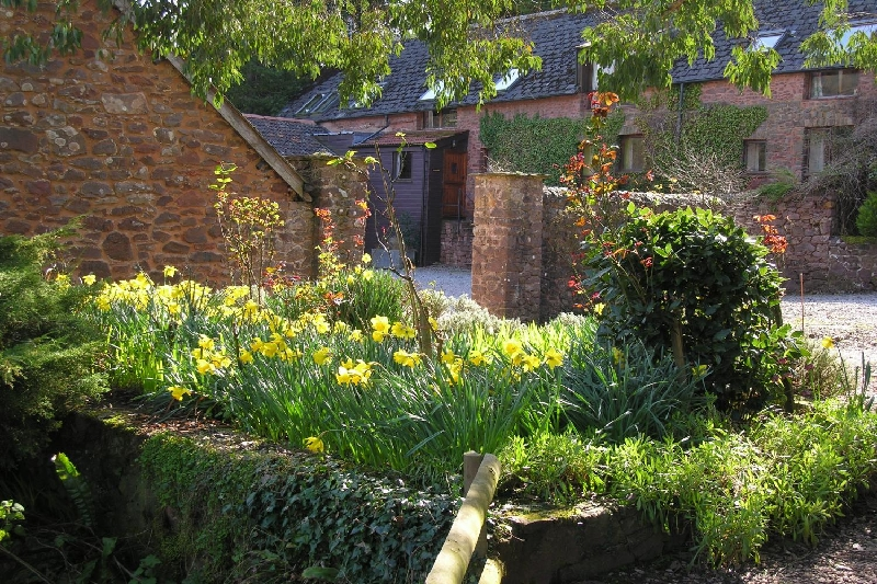 More information about Withycombe Cottage - ideal for a family holiday