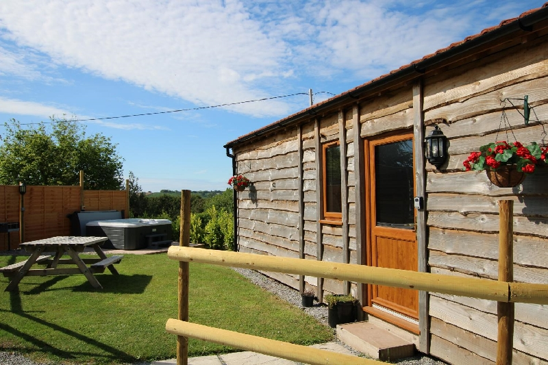 More information about Cherry Lodge - ideal for a family holiday