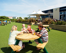 Reighton Sands Holiday Park, Filey,Yorkshire,England