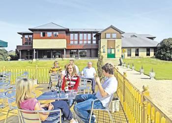 Crowhurst Park Lodges