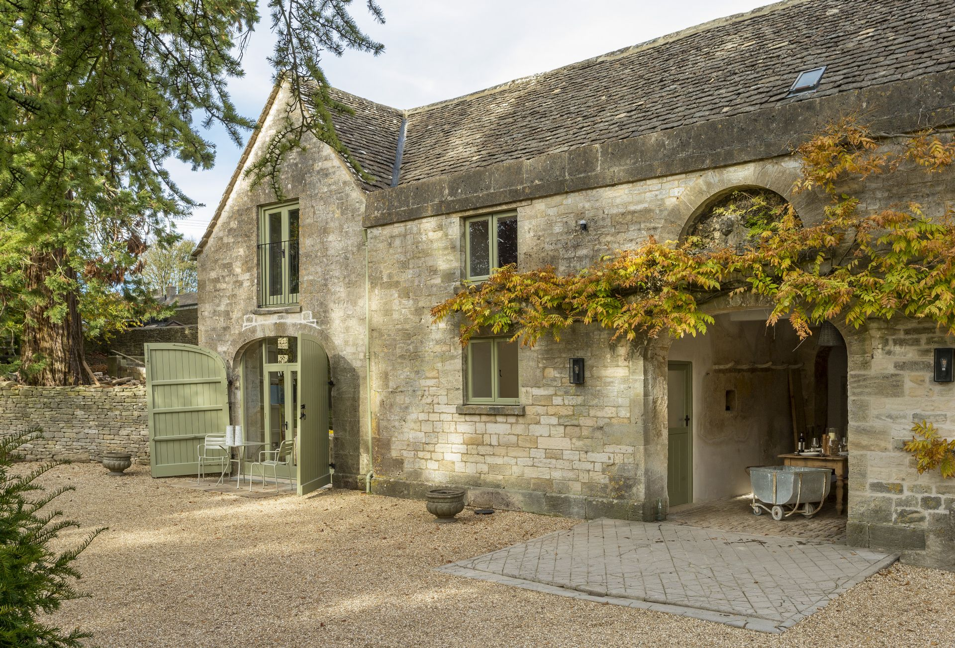 More information about The Coach House at The Lammas - ideal for a family holiday