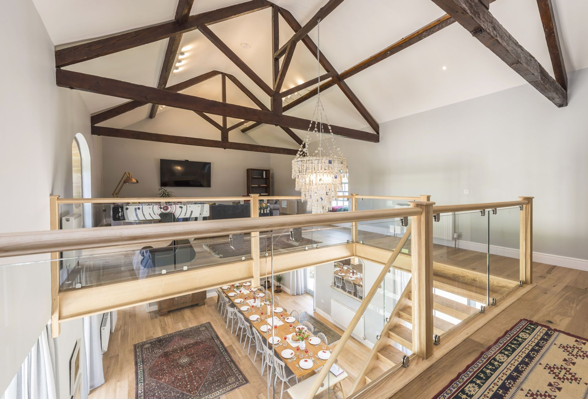 Stapleford Farm Cottages a british holiday cottage for 20 in ,