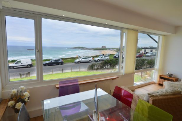 More information about Foreshore at Fistral - ideal for a family holiday