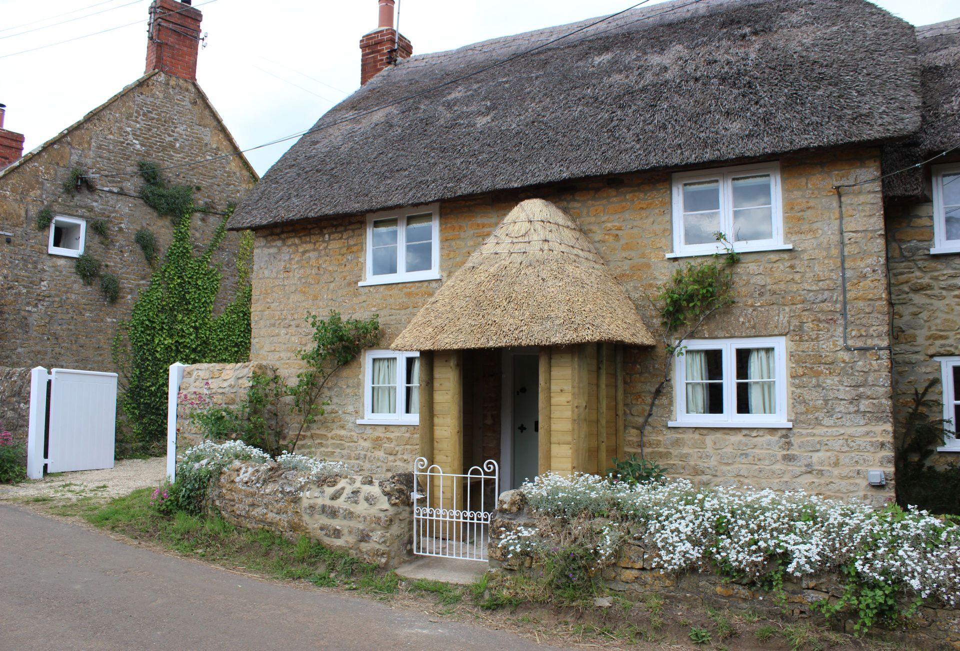 Vicarage Cottage a british holiday cottage for 6 in ,