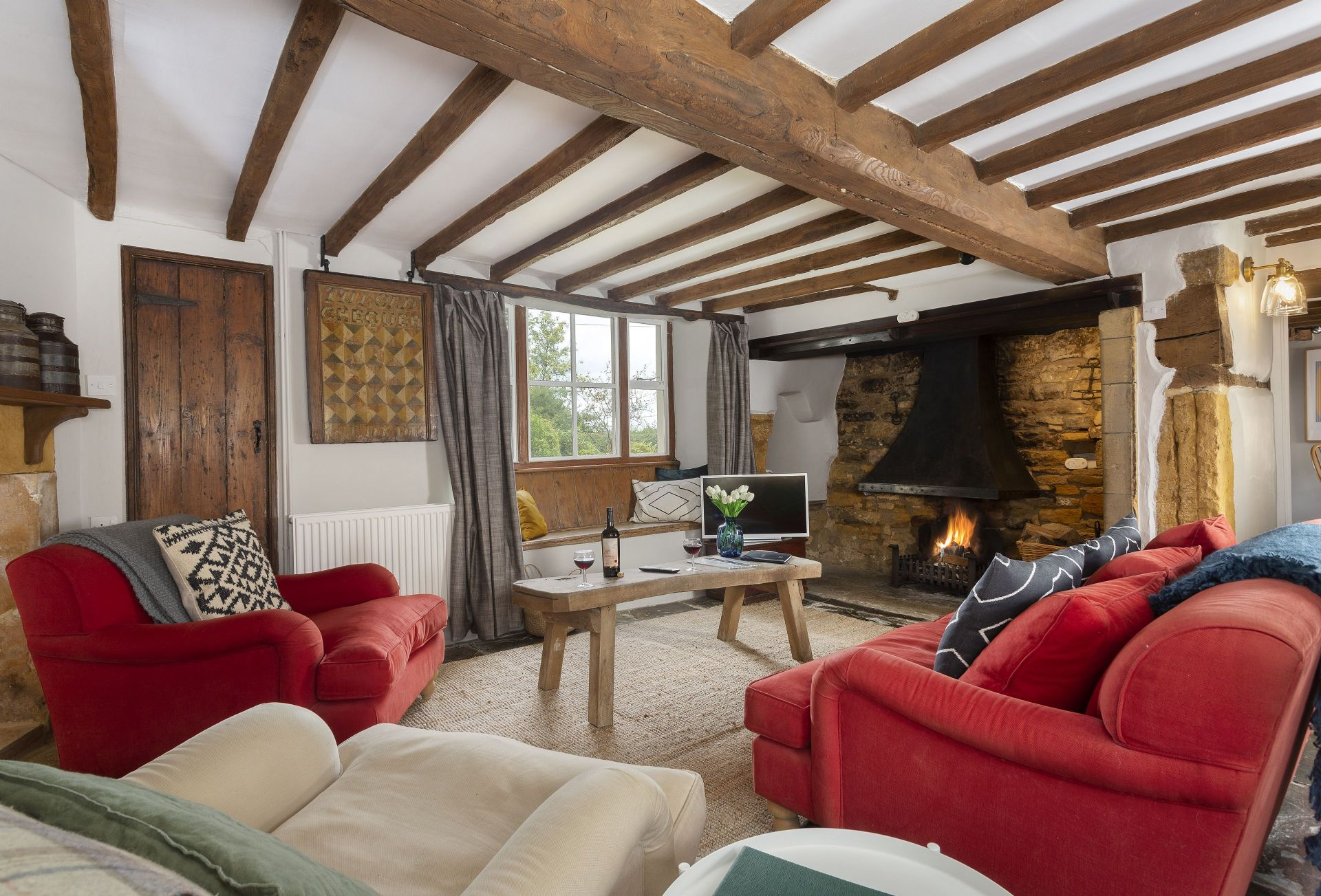 More information about The Old Chequer - ideal for a family holiday