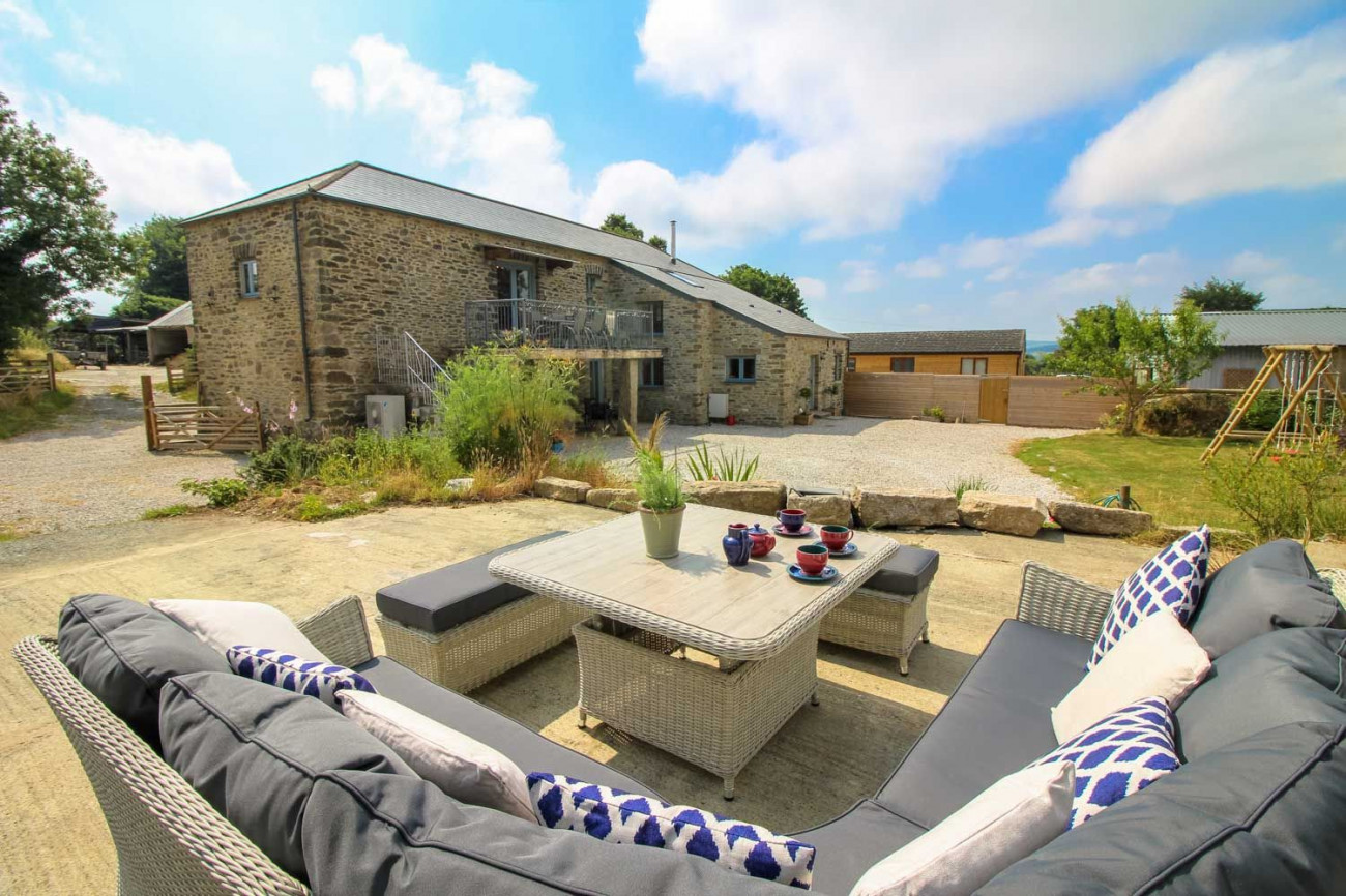 More information about Lanxton Barn - ideal for a family holiday