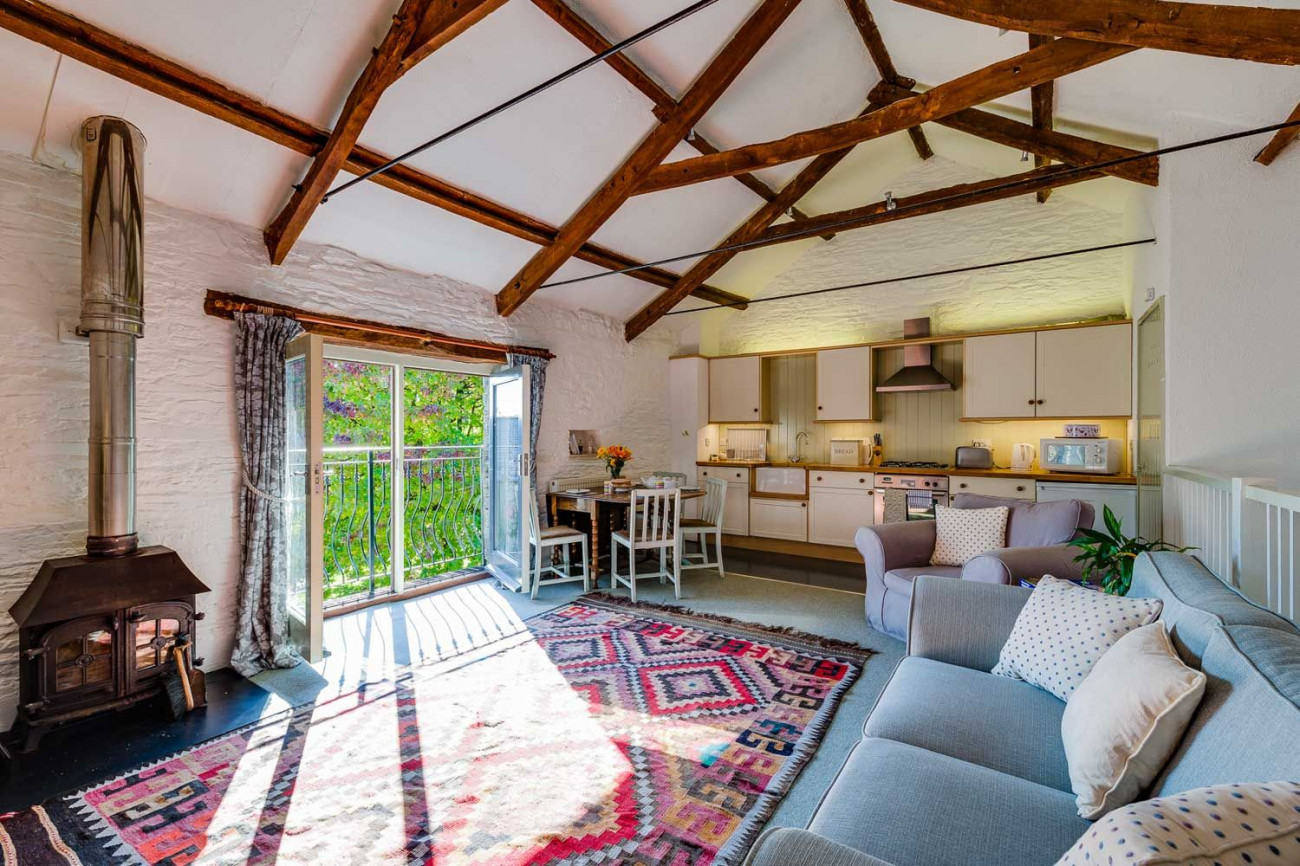 More information about The Forge at Trevadlock Manor - ideal for a family holiday
