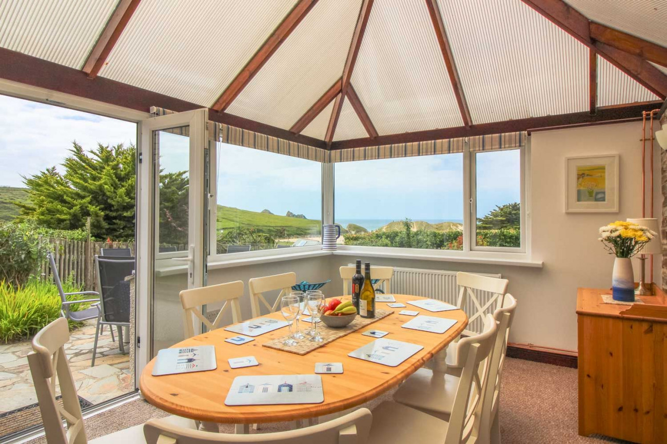 More information about Ocean View - ideal for a family holiday