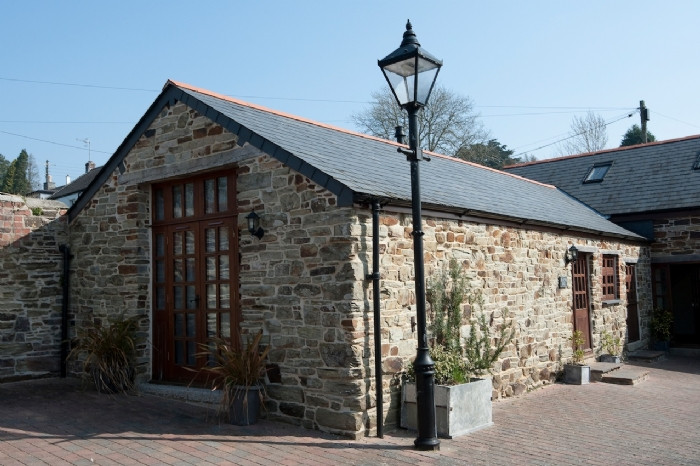 More information about Tractor Shed - ideal for a family holiday