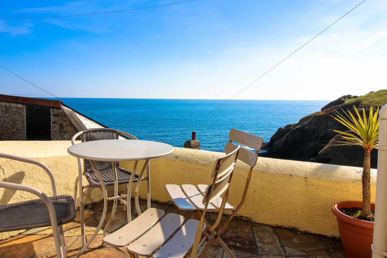 More information about Ocean View, Portloe - ideal for a family holiday