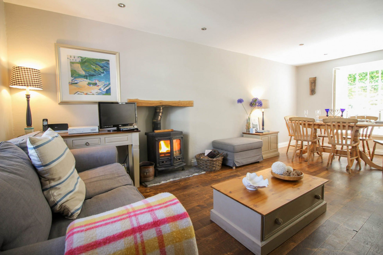 More information about Bay Cottage - ideal for a family holiday