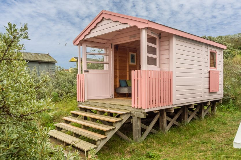 More information about Shrimpers Beach Hut - ideal for a family holiday