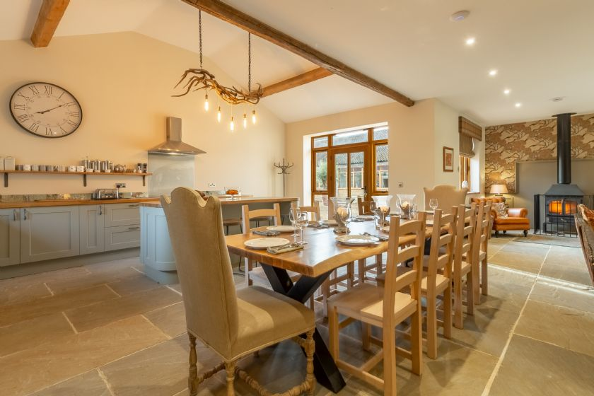 More information about Red Stag Lodge - ideal for a family holiday