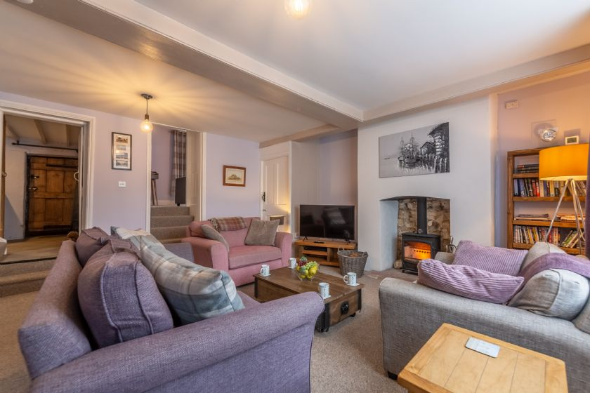 More information about Greyhound Cottage - ideal for a family holiday
