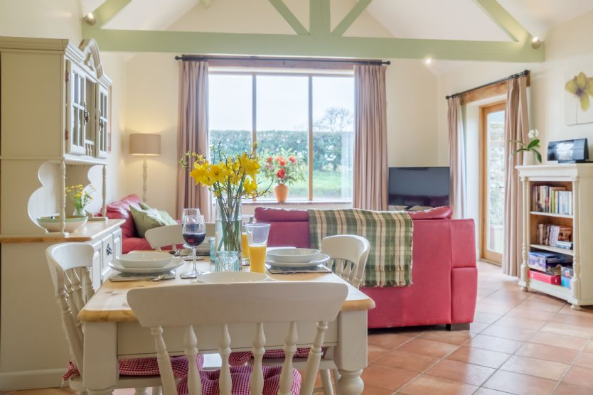 More information about The Cart Lodge (6) - ideal for a family holiday
