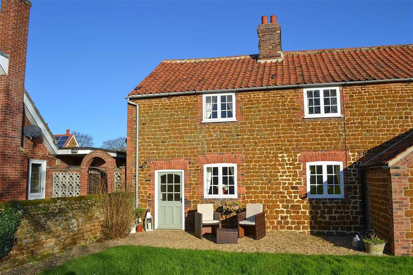 More information about Lambert Cottage - ideal for a family holiday