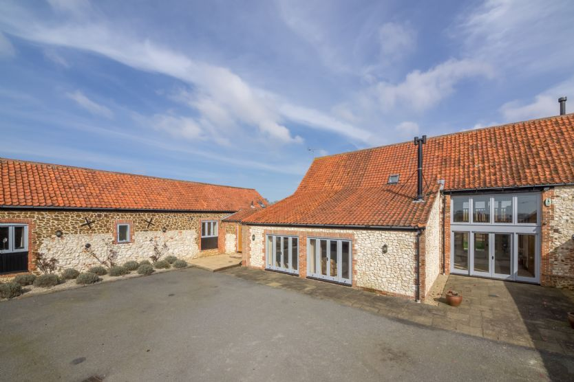 More information about Geddings Farm Barn - ideal for a family holiday