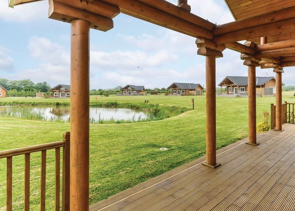 Hornsea Lakeside Lodges