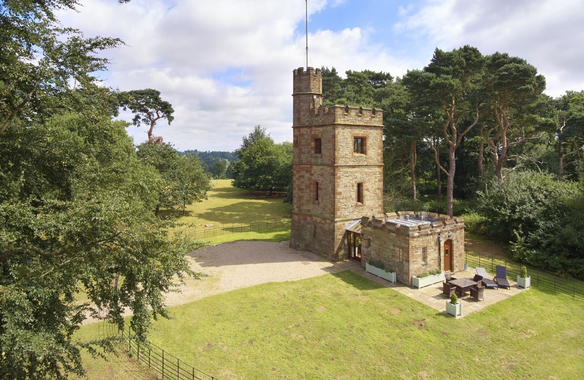 More information about The Knoll Tower - ideal for a family holiday