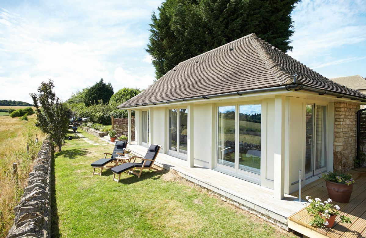 More information about The Pavilion - ideal for a family holiday