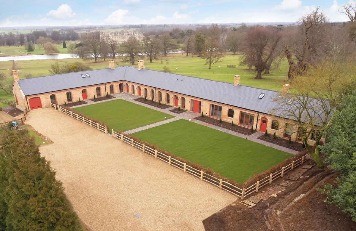 More information about The Dairy at Burghley - ideal for a family holiday