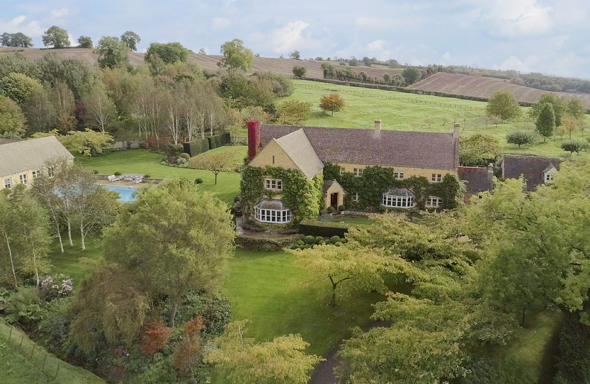 More information about Aston Hill House - ideal for a family holiday