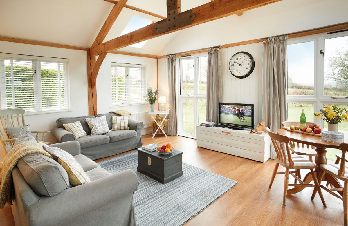 More information about Larch Barn - ideal for a family holiday
