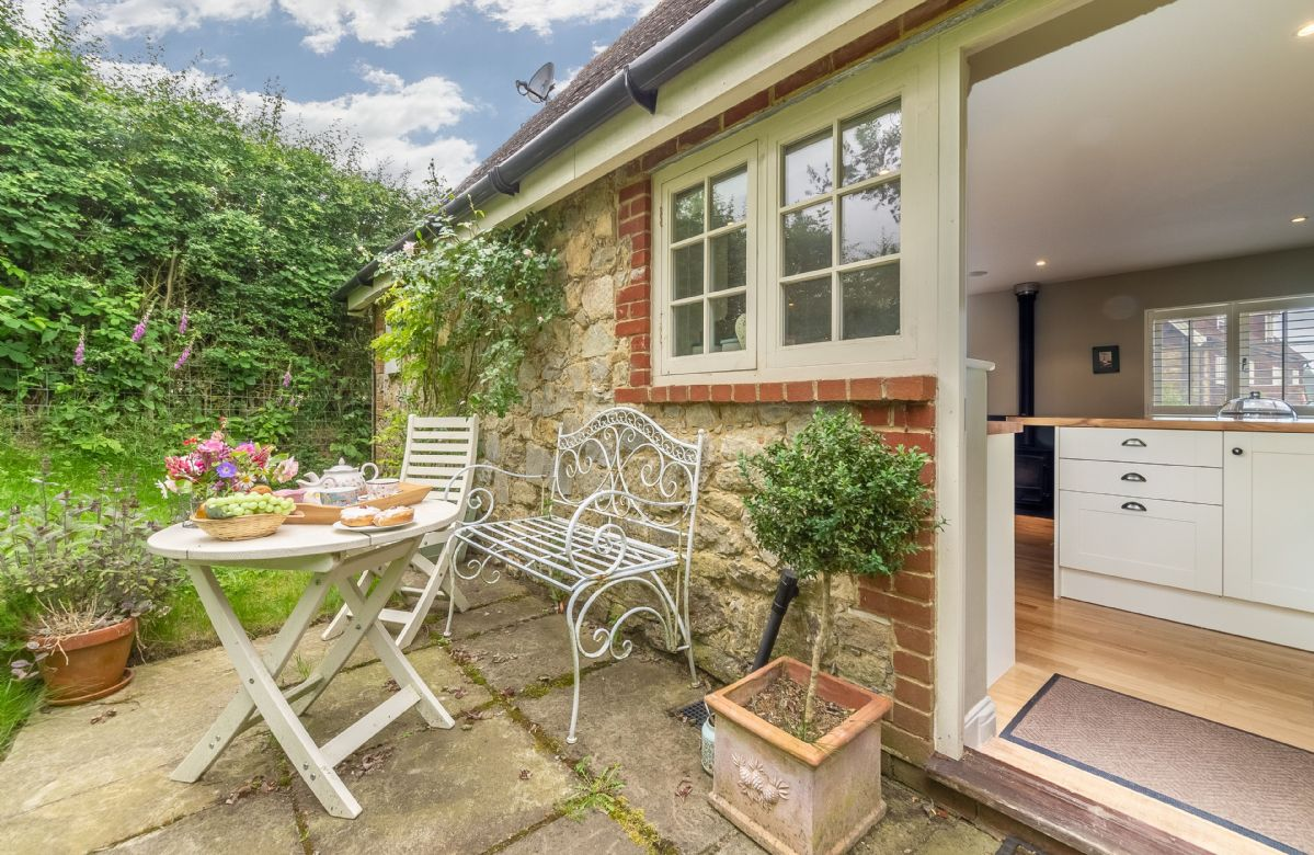 More information about Sakers Cottage - ideal for a family holiday