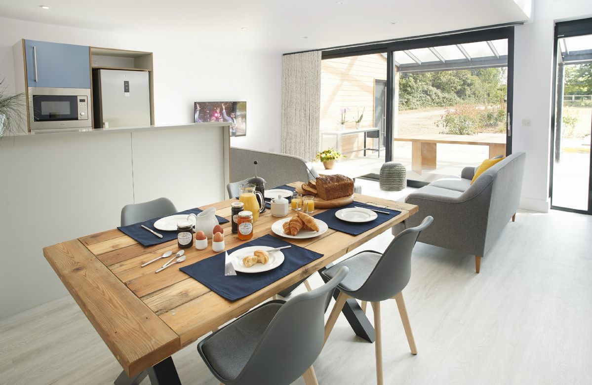 More information about Kingston Barn 4 - ideal for a family holiday