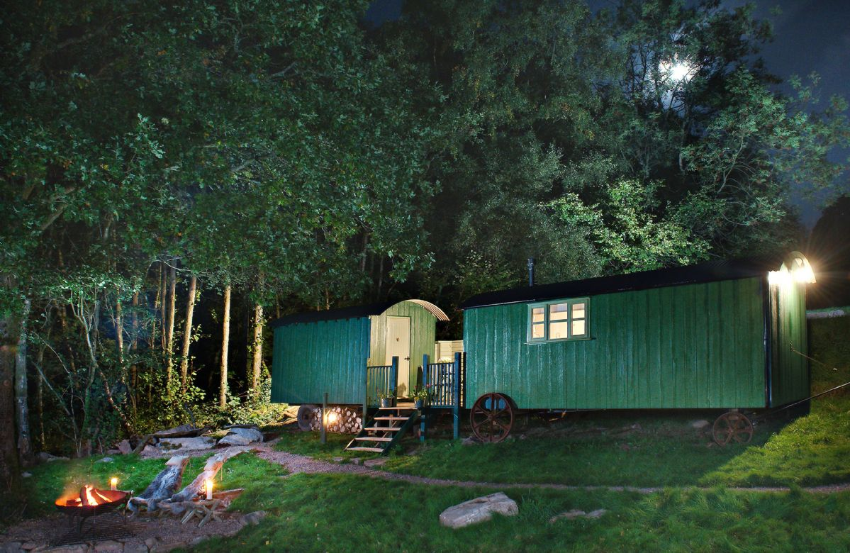 More information about Anne's Hut - ideal for a family holiday