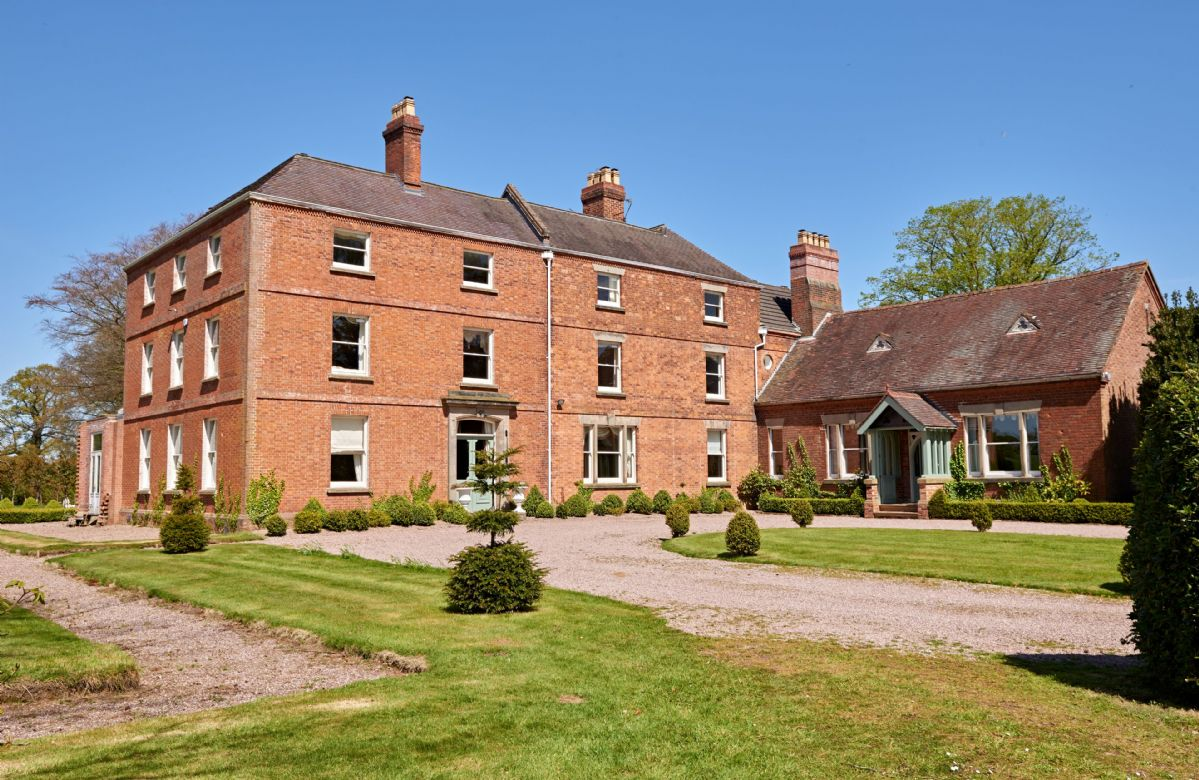 More information about Sugnall Hall - ideal for a family holiday