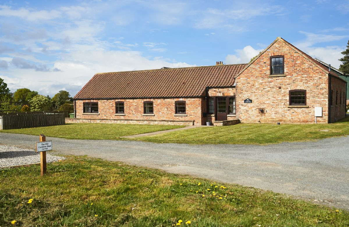 More information about The Old Combine Shed - ideal for a family holiday