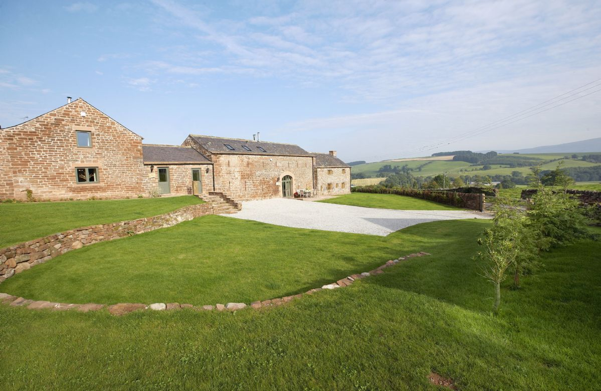 More information about Glassonby Old Hall and Jenny's Croft - ideal for a family holiday