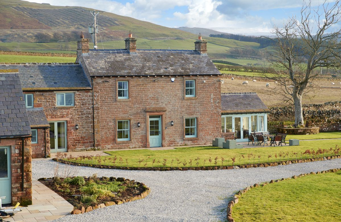 More information about Todd Hills Hall Farmhouse and Vale Croft - ideal for a family holiday