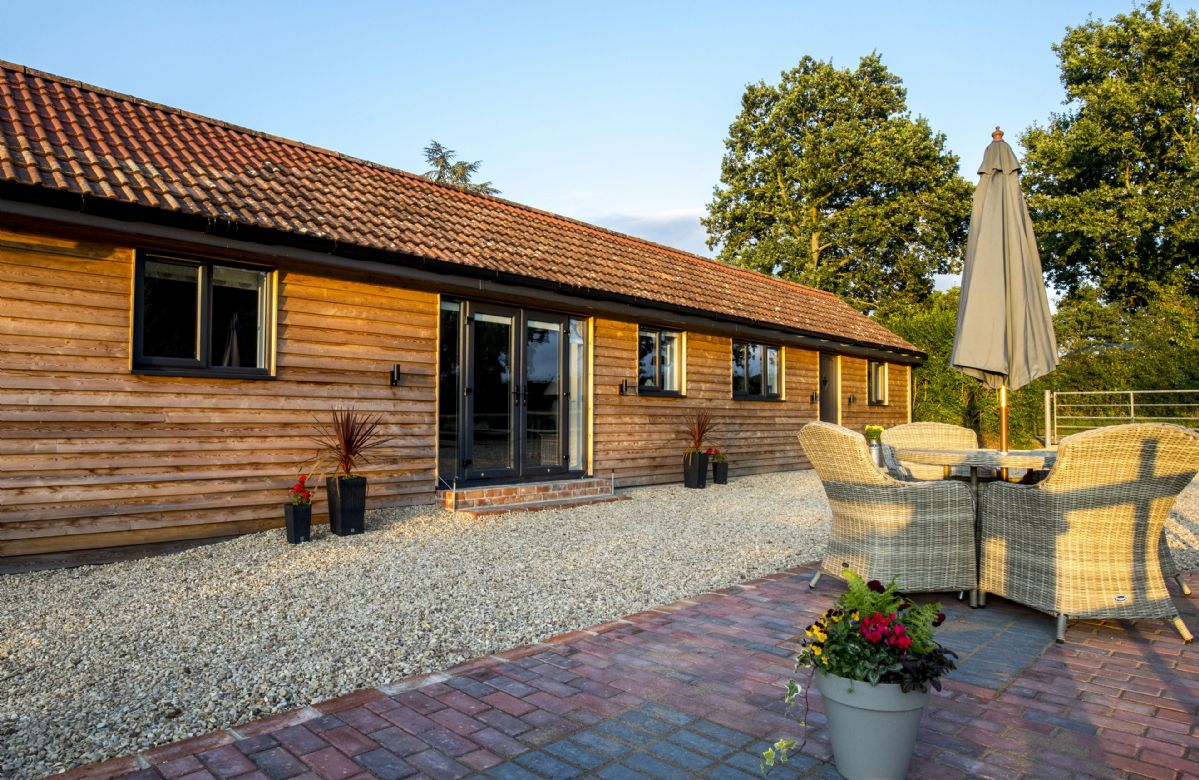 More information about Oak Tree Barn - ideal for a family holiday