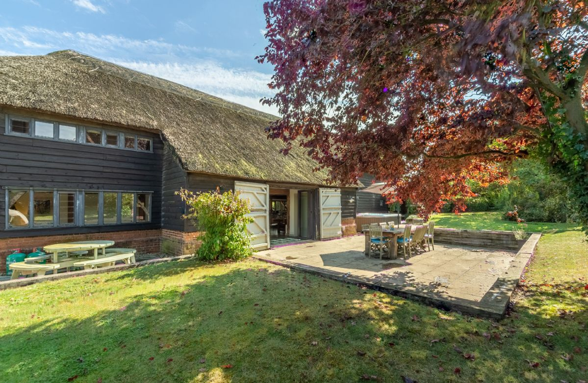 More information about The Barns at Butley - ideal for a family holiday