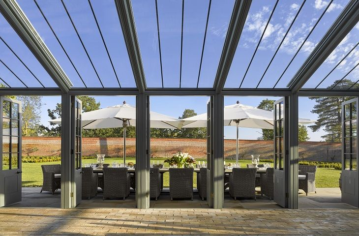 More information about The Walled Garden - ideal for a family holiday