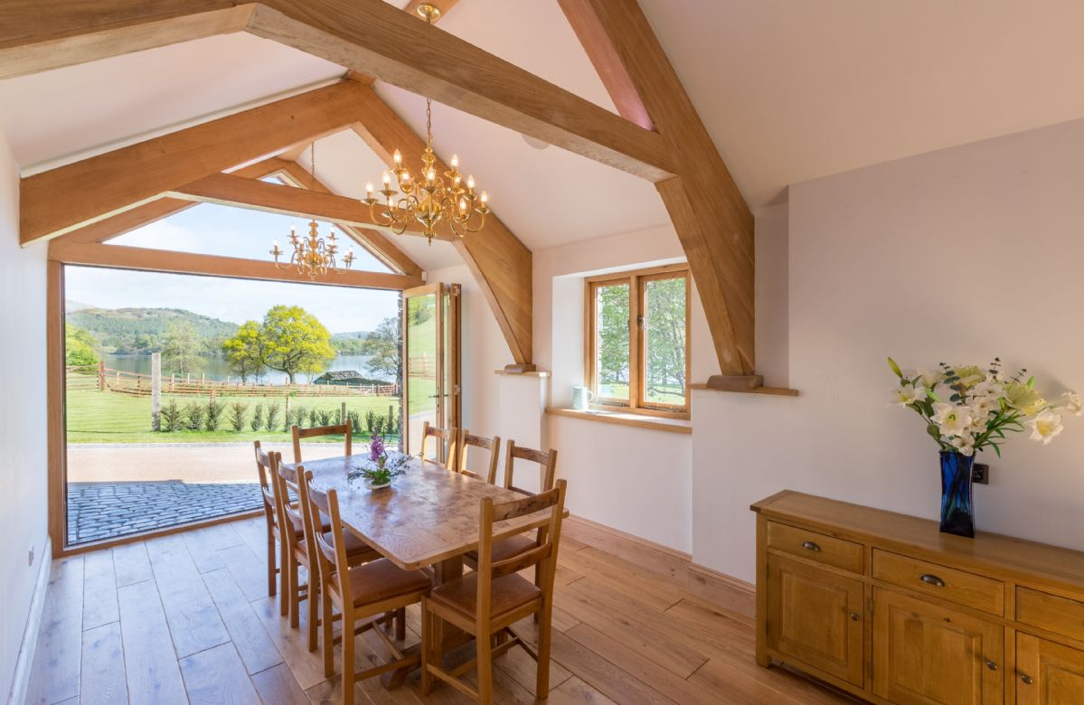 More information about The Great Barn - ideal for a family holiday