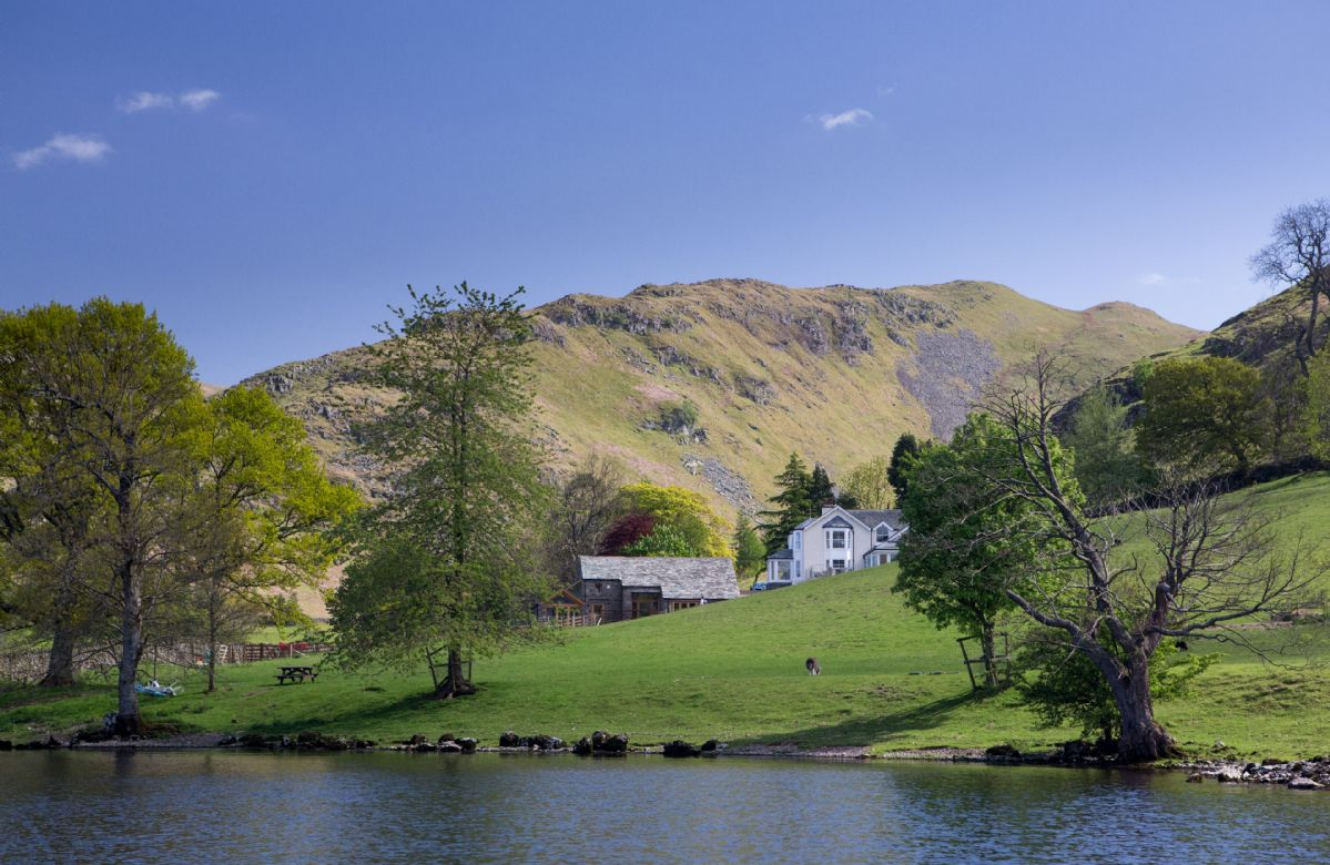 More information about Waternook and The Great Barn - ideal for a family holiday
