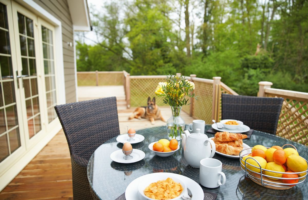 More information about Brook Lodge - ideal for a family holiday