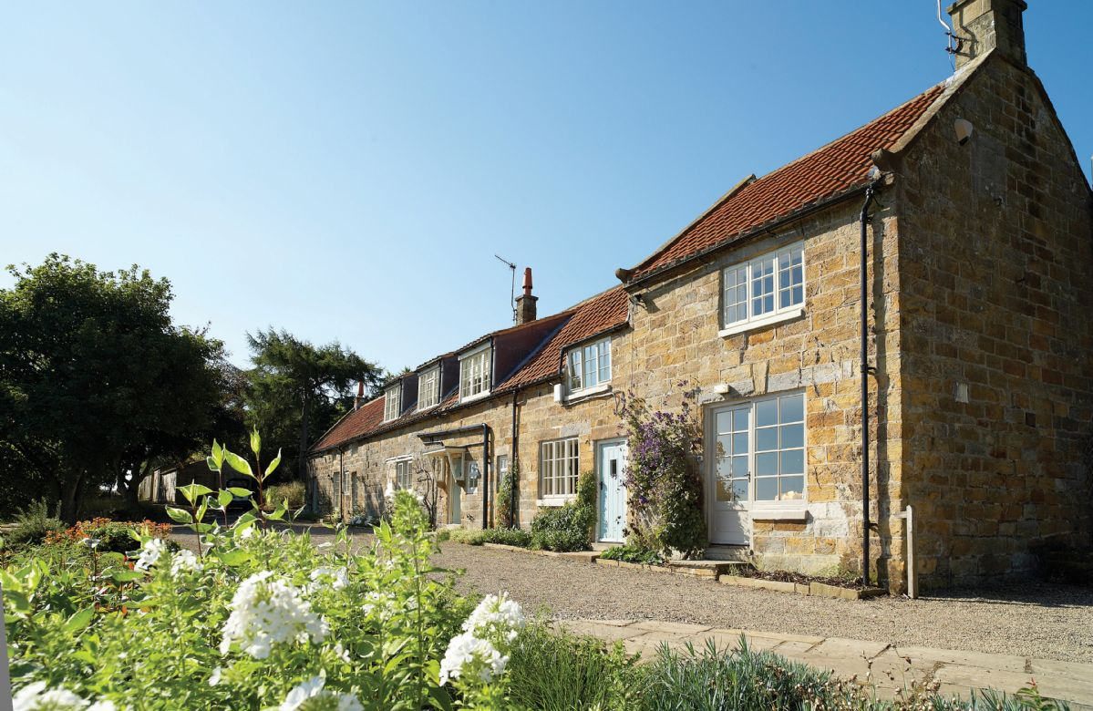 More information about Hillside Farm - ideal for a family holiday