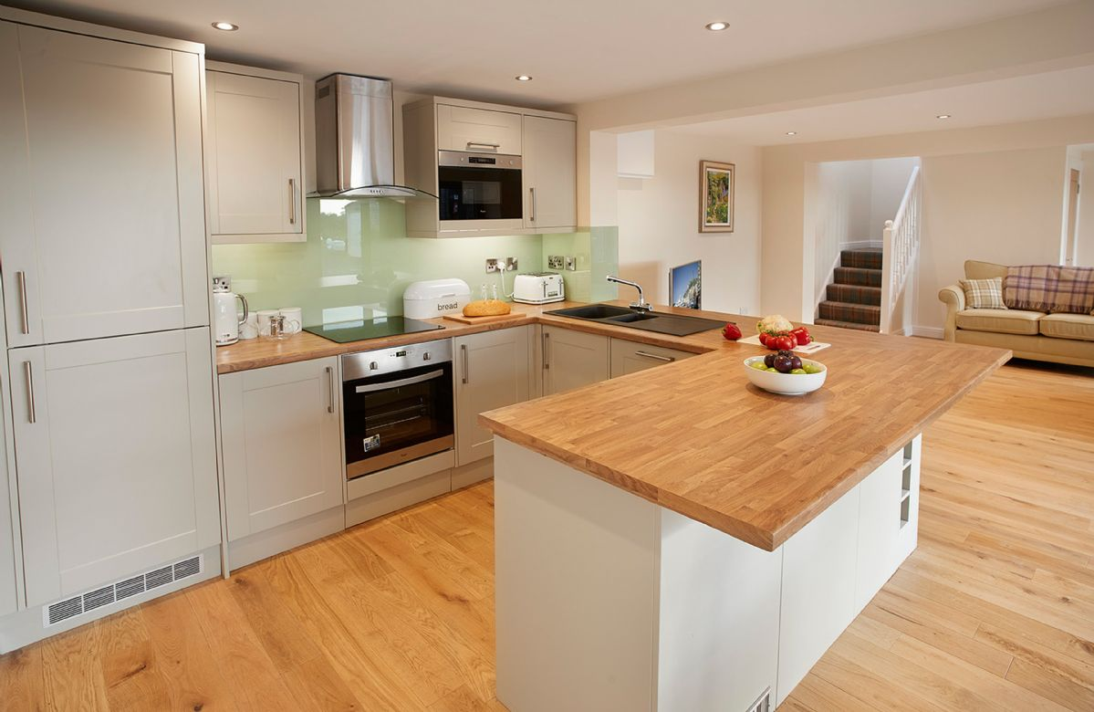 More information about Keepers Lodge - ideal for a family holiday