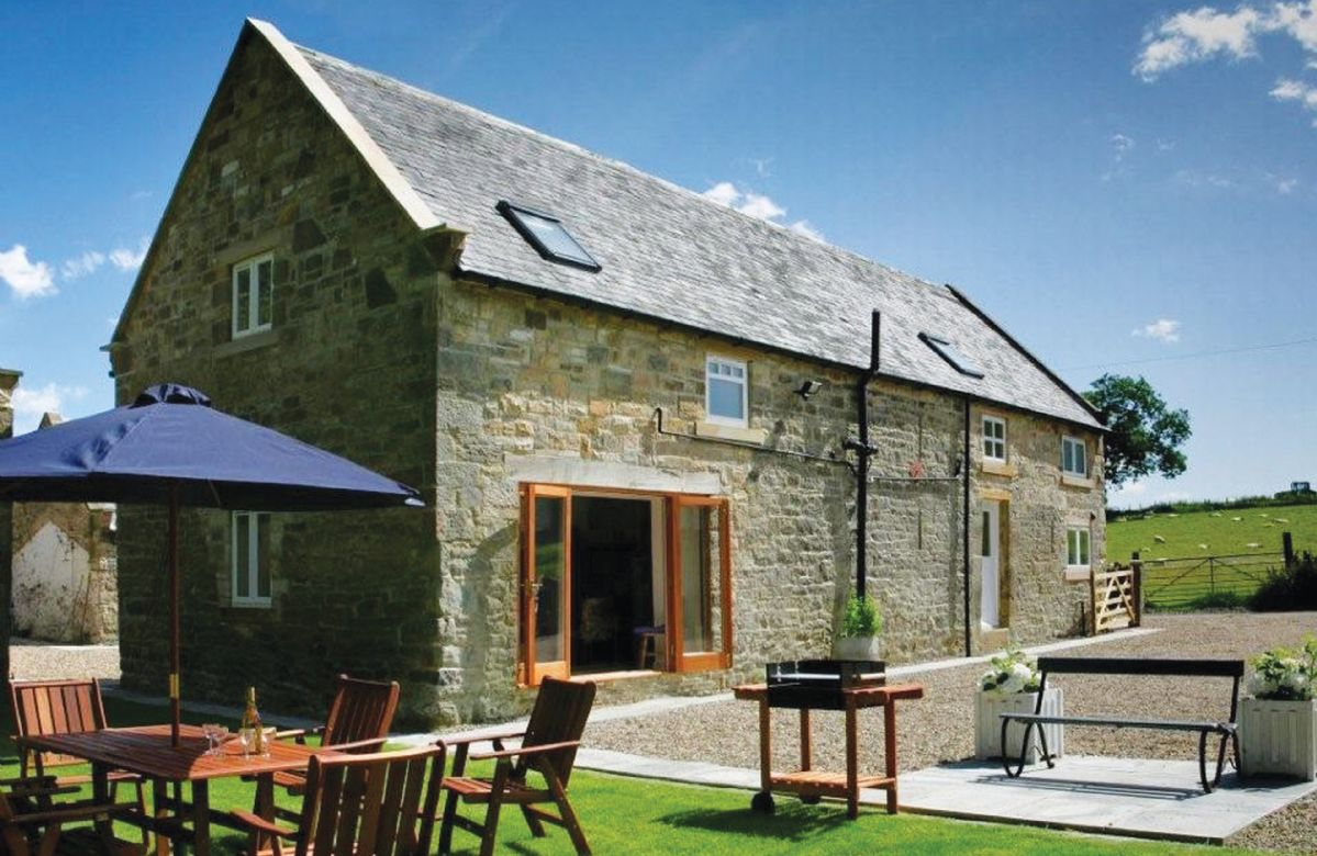 More information about Haughton Castle - Farm House - ideal for a family holiday