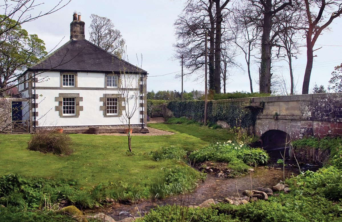 More information about Haughton Castle - White Lodge - ideal for a family holiday